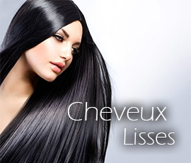 Flip in hair cheveux lisses 100%naturels/humains