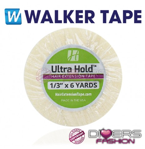 ADHÉSIF ULTRA HOLD WALKER 5,5m X 0,9cm