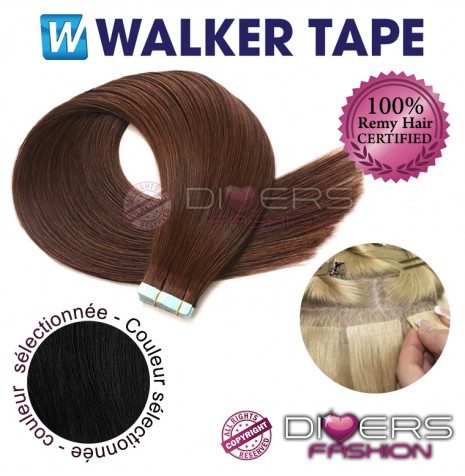 Extension TAPE IN Cheveux Lisses
