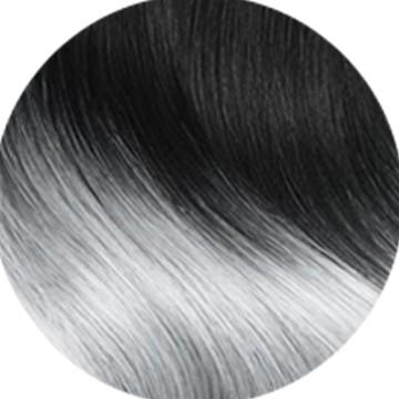 Bleu - Extension Kératine Cheveux Lisses