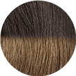 T2/8 - Extensions cheveux couleur Tie and Dye