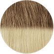 T8/613 - Extensions cheveux couleur Tie and Dye
