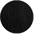 Noir Nº1 - Extension Loop Cheveux Lisses