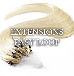 Extensions Cheveux Easy Loops