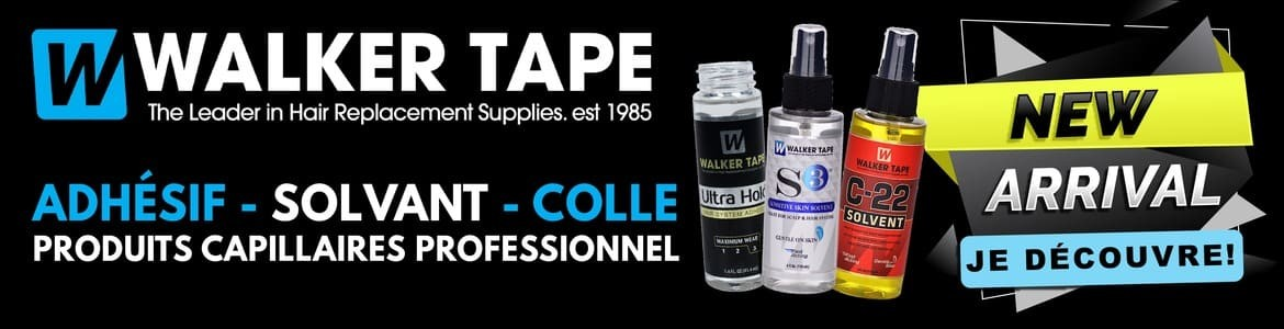 Walker Tape - Extensions cheveux Diversfashion
